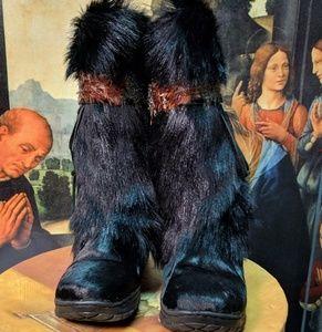 Bear paw boots sz7